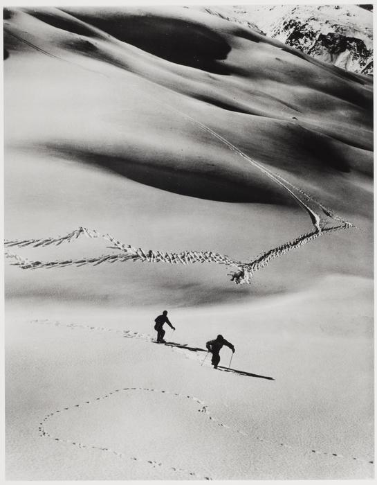 [Skiiers, Switzerland]