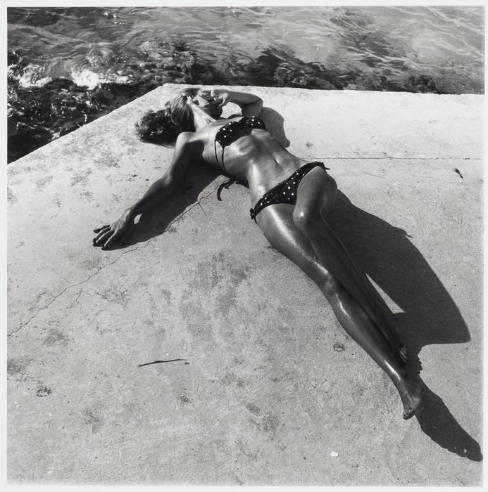 [The first bikini, Montego Bay, Jamaica]