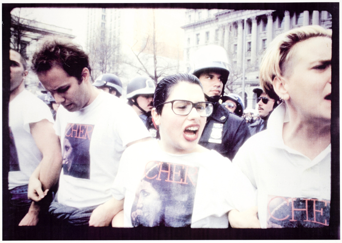Act Up Demonstration, Cher Series