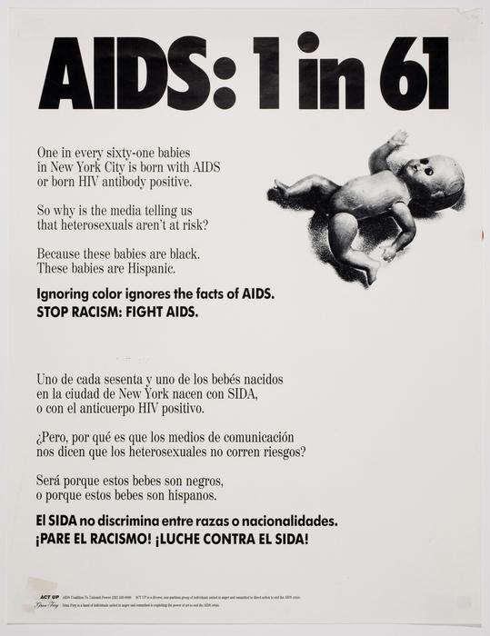 AIDS: 1 in 61