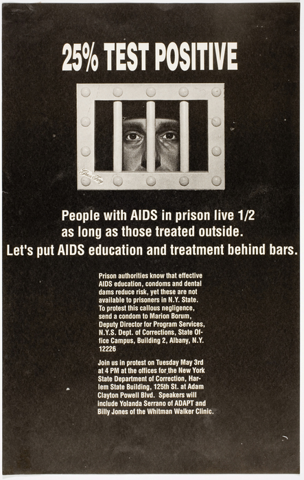 AIDS Behind Bars