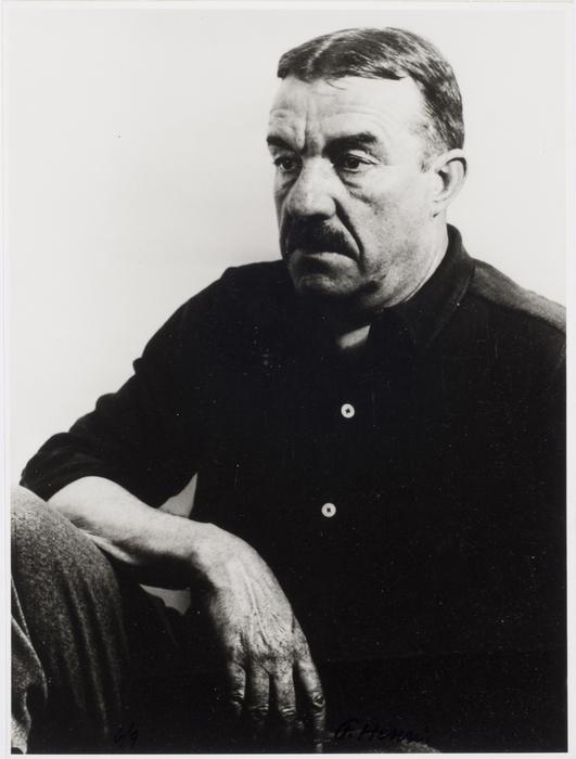 Portrait de F. Leger