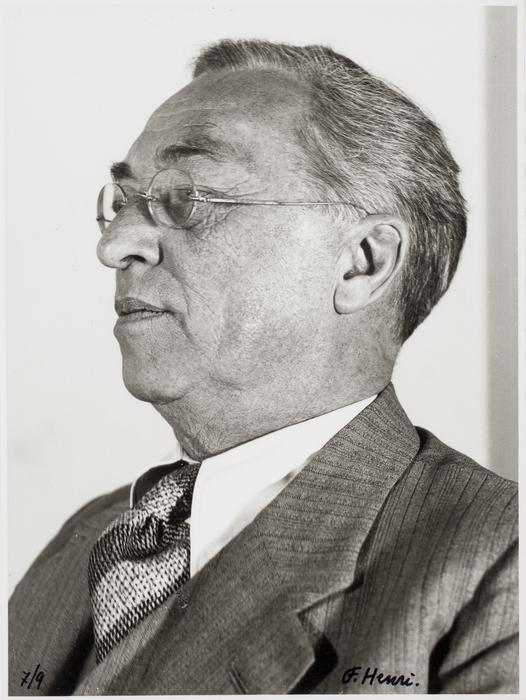 Portrait de W. Kandinsky