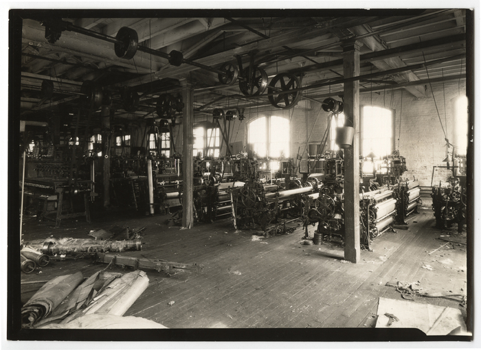 Paterson, New Jersey - Textiles