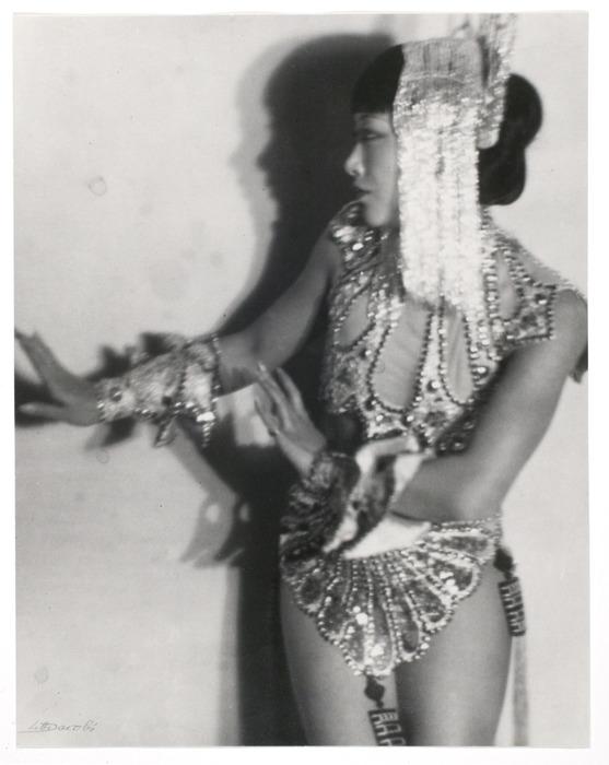 Anna Mae Wong, actress, Berlin