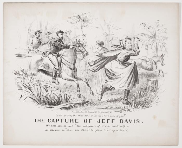 The Capture of Jeff Davis