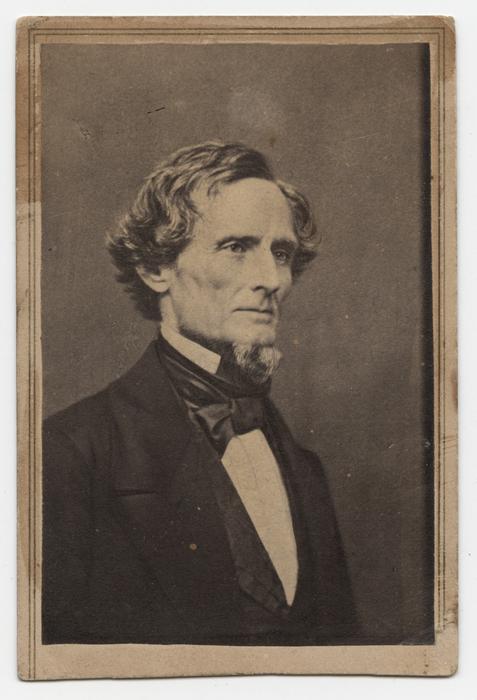 [Jefferson Davis]