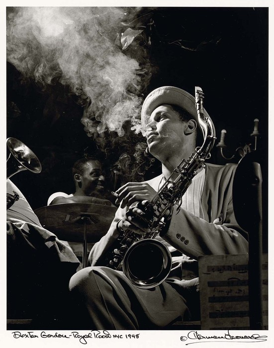 Dexter Gordon, Royal Roost, NYC