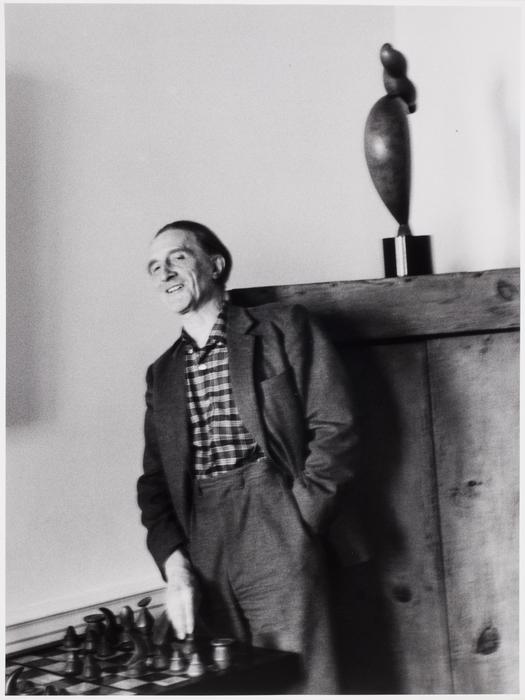 Marcel Duchamp, New York City