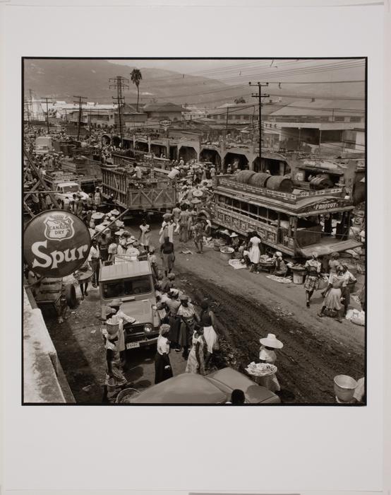 Croix des Bossales (The Slaves Markets), Port-au-Prince
