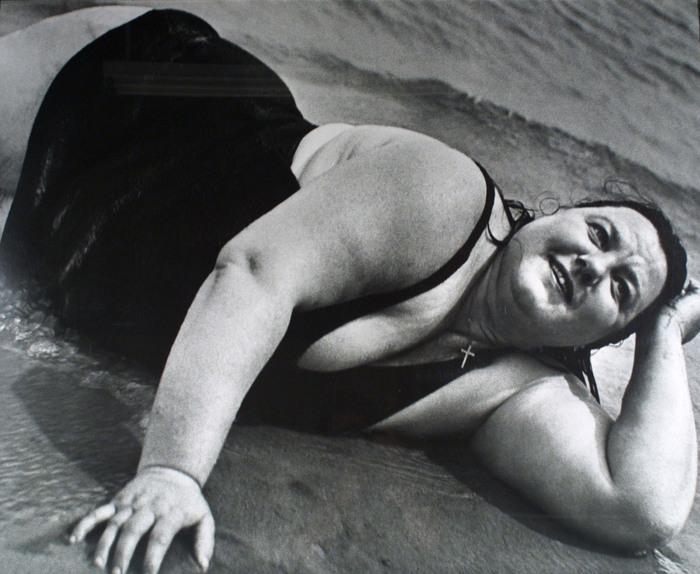 Coney Island Bather, New York