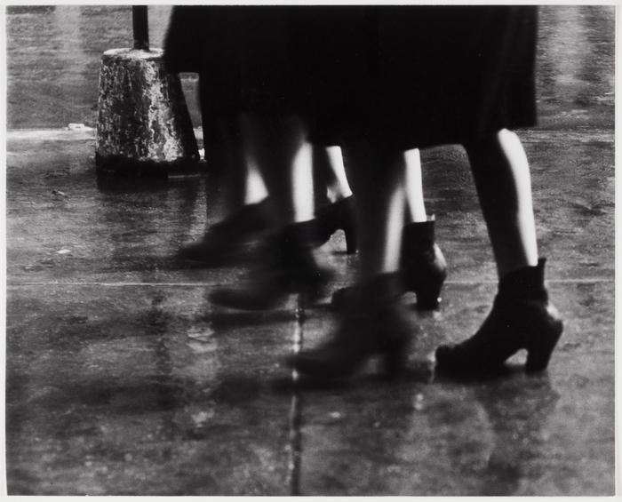Running Legs, New York