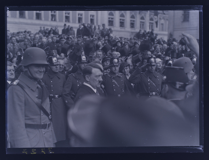 [Adolf Hitler, Potsdam, Day of Potsdam]
