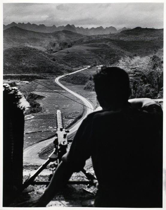 Indochina Road into China
