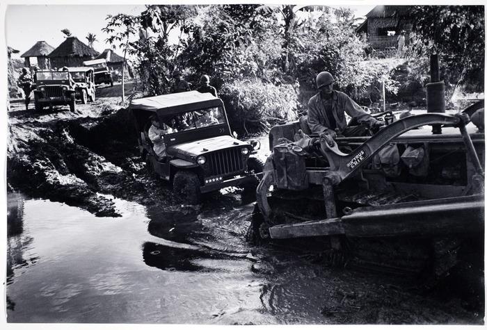 MacArthur in Combat in the Philippines, Luzon