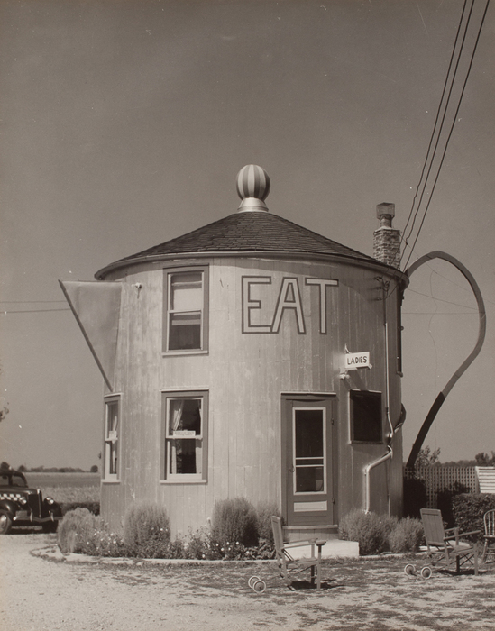[Coffee Pot Restaurant, Bremen, Indiana]