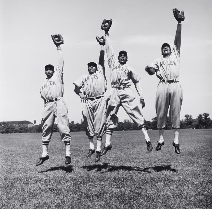 Harlem Globetrotters Baseball Team