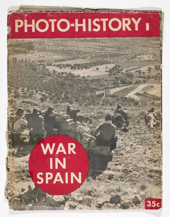 Photo-History 1: War in Spain