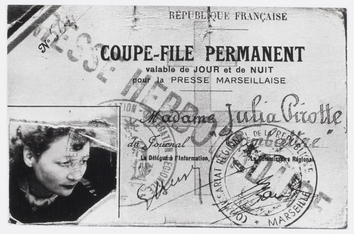 Après la liberation, Marseille