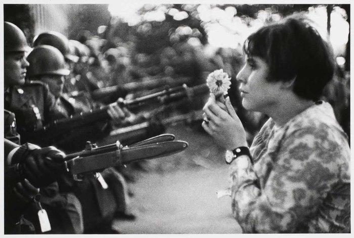 [Anti-Vietnam war demonstration, Washington]