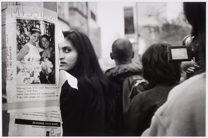 Missing-Persons Poster, New York