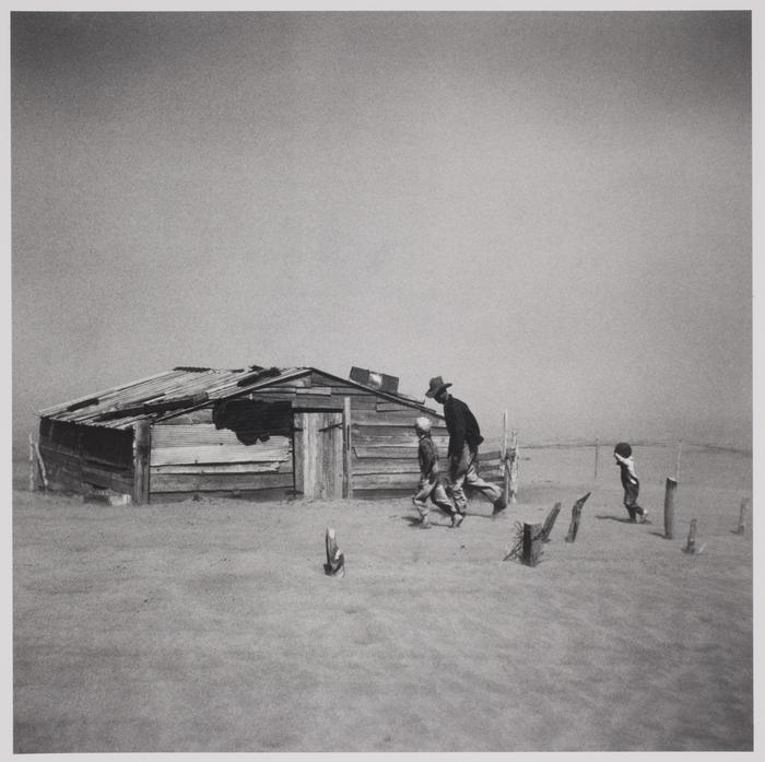 Dust Storm, Cimarron County, Oklahoma