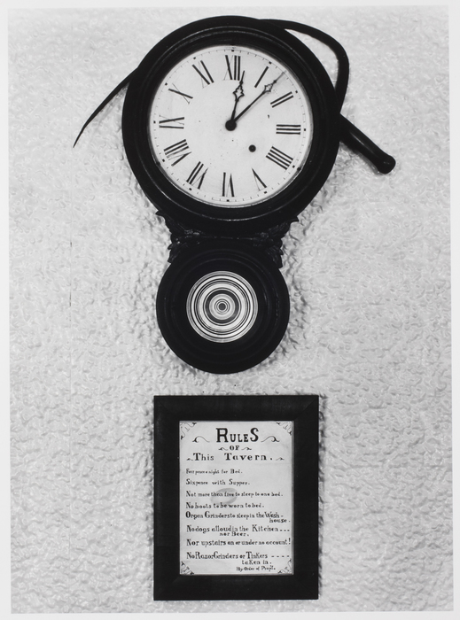 Clock, Smugglers' Notch, Vermont