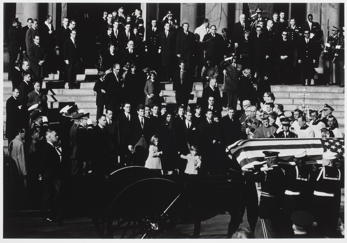 The Funeral of President Kennedy, St. Matthew's Cathedral, Washington, D.C.