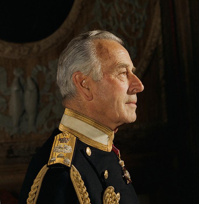 The Earl Mountbatten of Burma