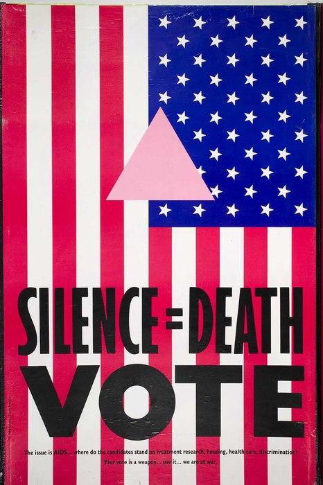 Silence = Death: Vote