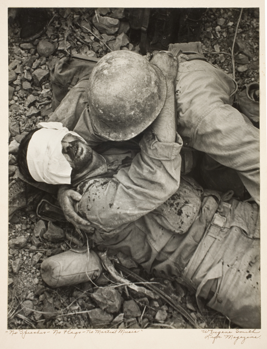 Front line on Okinawa. One rifleman's first day of combat; No Speeches, No Flags, No GloryF