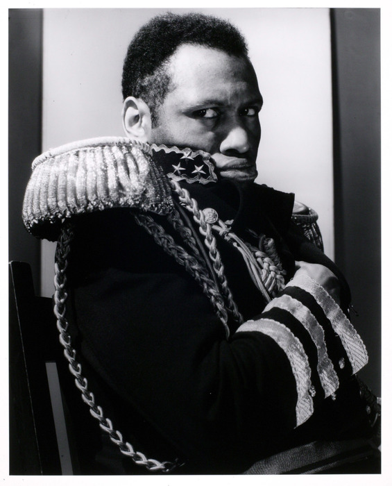 Paul Robeson as