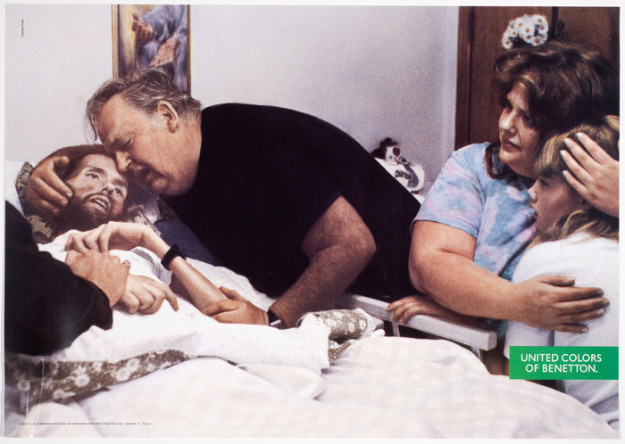 United Colors of Benetton: AIDS-David Kirby