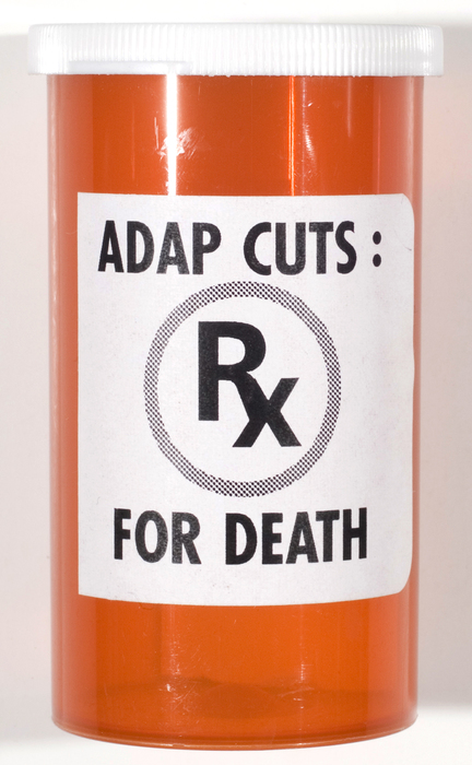 ADAP Cuts: Rx for Death