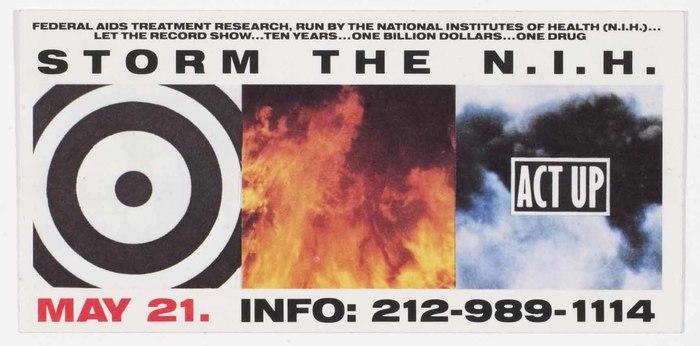 Storm the N.I.H.