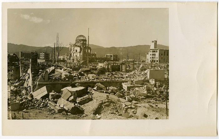 [Ruins of Shima Surgical Hospital, Hiroshima]