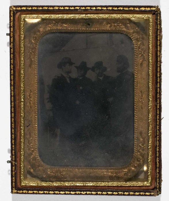 [Four Unidentified Soldiers]