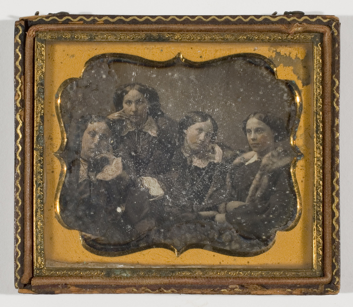 [Four Unidentified  Women]