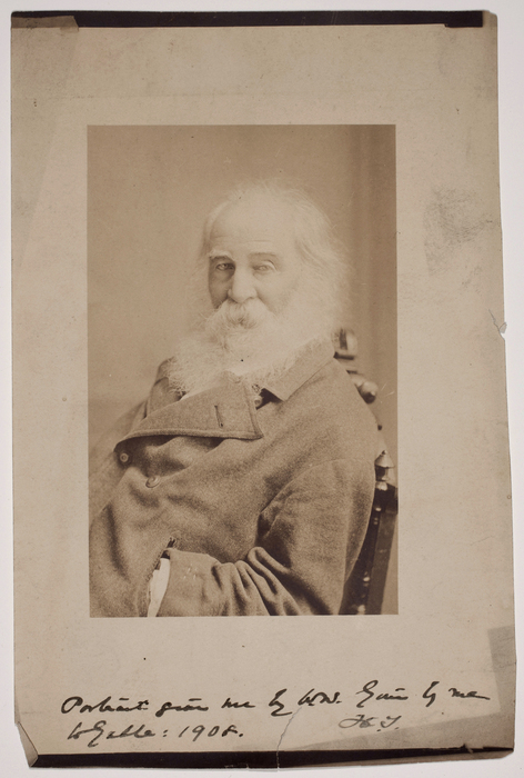 [Walt Whitman, London, Ontario, Canada]