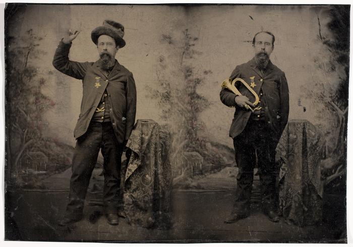 [Private Benjamin F. Smith, 11th U.S. Infantry]