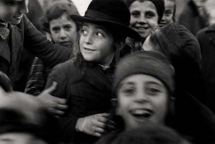[Jewish schoolchildren, Mukacevo]
