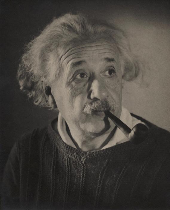 [Albert Einstein, Princeton, New Jersey]