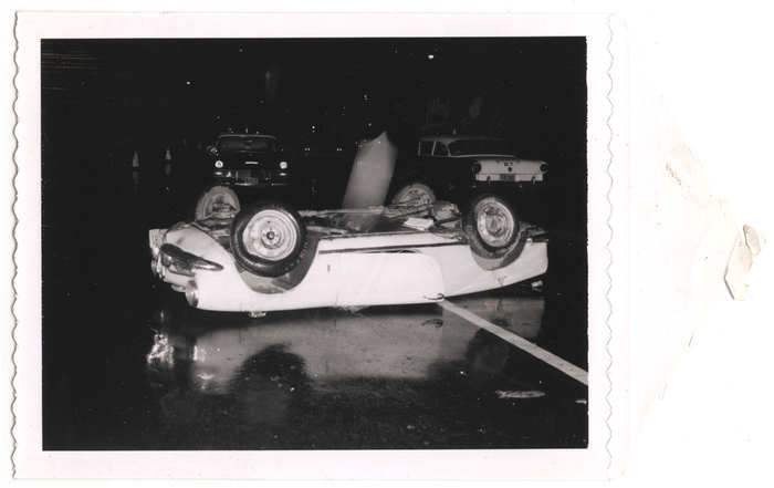 Car accident] | International Center of Photography