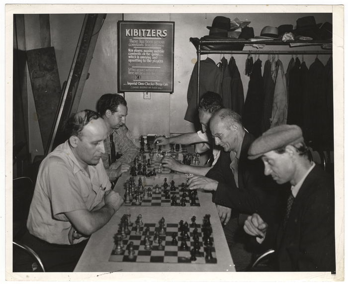 [Kibitzers, Imperial Chess, Checkers and Bridge Club]
