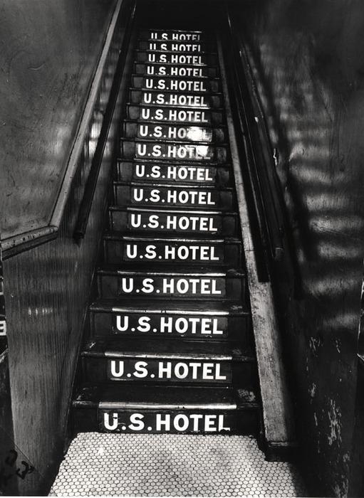 U.S. Hotel at 263 Bowery