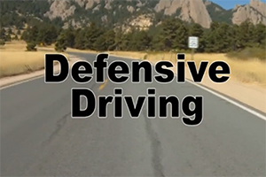Defensive Driving Safety Video