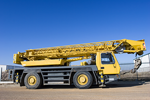 Heavy Equipment Operator Investigated for OHS Violations