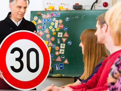 Capacitaciones en temas de seguridad vial