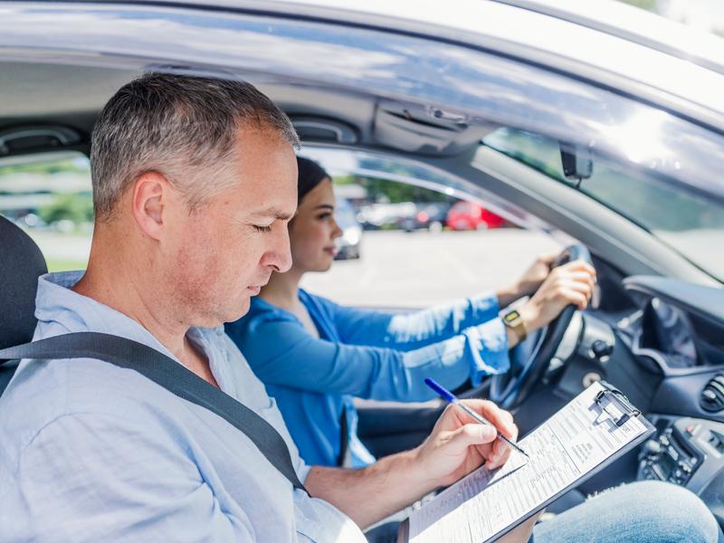 Evaluaciones de conductores