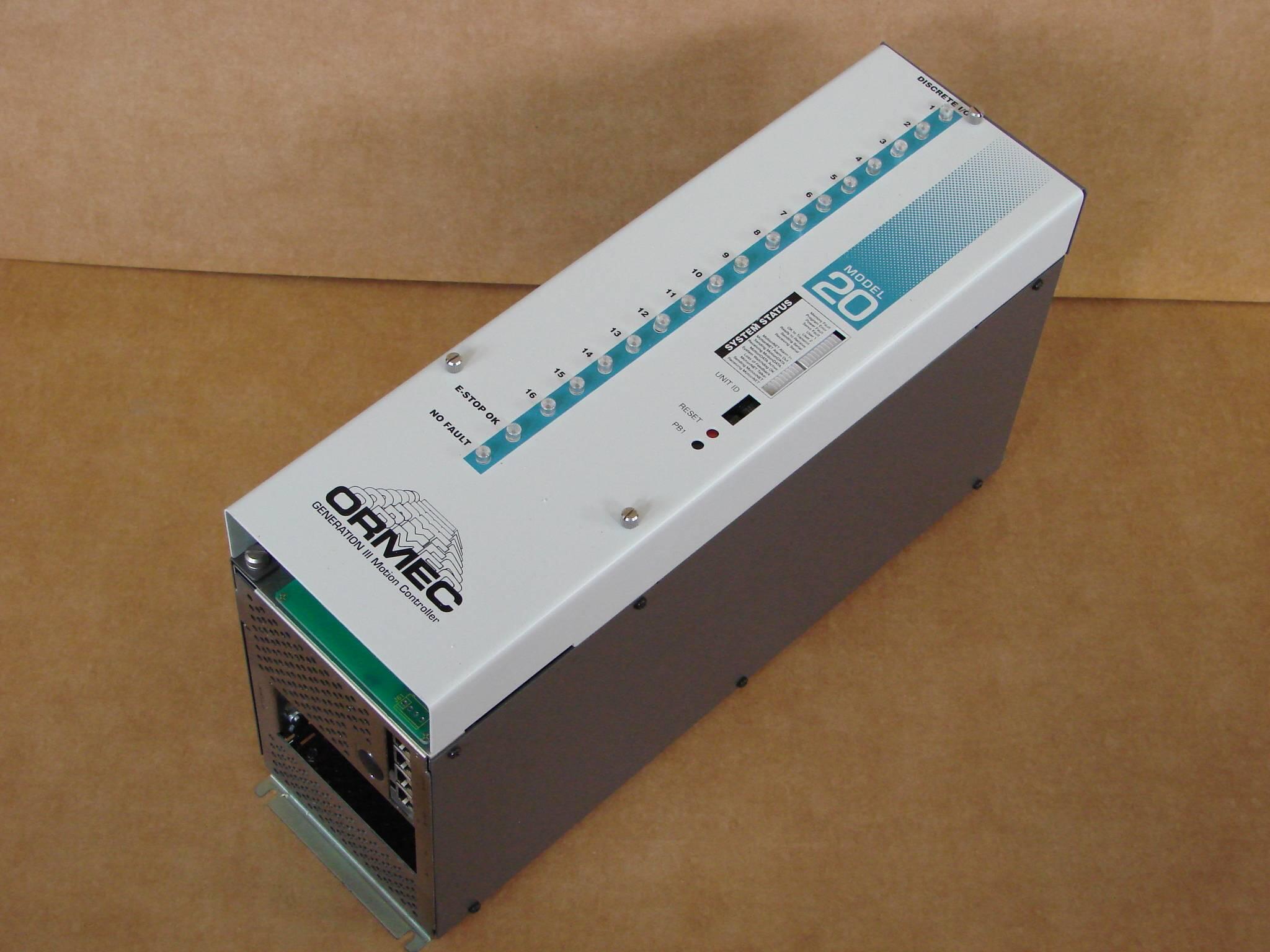 Ormec GN3-20/2M V2.2B